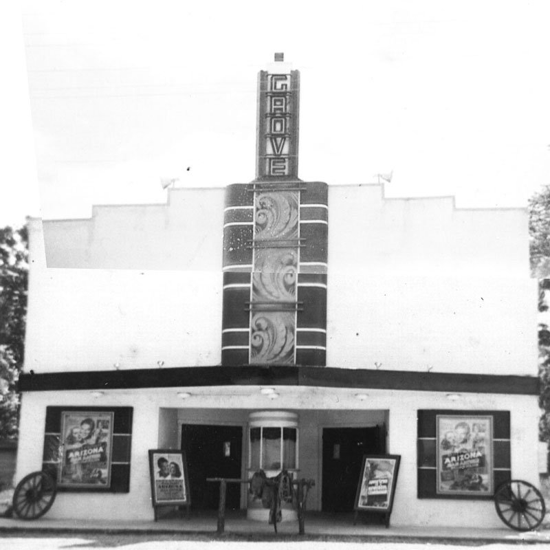 Archived Photo of Groves Chamber of Groves Theatre