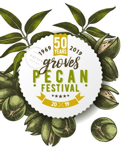 2019 Groves Pecan Festival