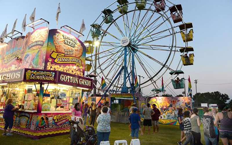 Official Schedule of Events 2019 Groves Pecan Festival (Rev. 9/24)